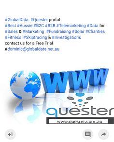 Need #marketing ideas? Global Data can help. Need #quality #Aussie B2C #Data. Goto buff.ly/1SUu4Id #BigData