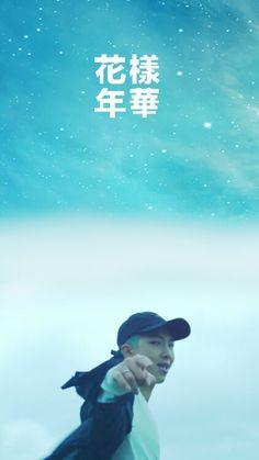 BTS / Rap Monster / Save ME / Wallpaper