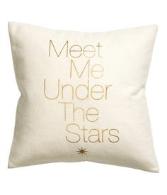 13 meet me under the stars pilowProduct Detail | H&M US