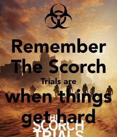 The Maze Runner - The Scorch Trials