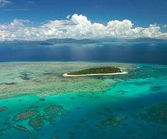 Green Island Resort, Australia. Located on one of the Seven Natural Wonders of the World... the Great Barrier Reef