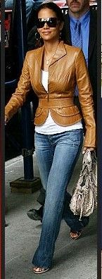 Halle casual chic (love it)