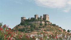 Castillo de Almodóvar del Río, Córdoba, el mejor conservado de Andalucía.