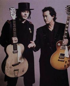 Jack White  & Jimmy Page