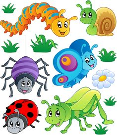 "Cliparts with Bugs Latest cliparts are ""Cute Bug Clipart"",""Bugging People Insects Clipart"",""Spring Bugs Clipart"""