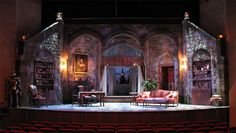 Great article about jobs in theatre, BUT look at this set...!