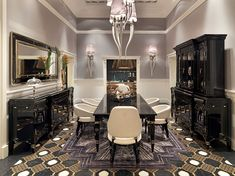 Windsor - Dining Room | Visionnaire Home Philosophy