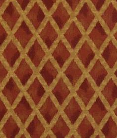 Robert Allen Ikat Cross Pomegranate - $55.7 | onlinefabricstore.net