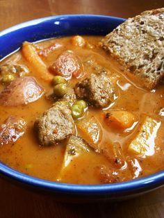 Vegan Beef (less) Stew