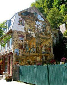 Street Art 3d, offrez nous en commentaire votre favori en citant le numéro ;) 1) 2) 3) 4) 5) 6) 7) 8) 9)