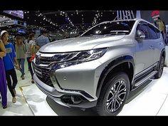 "2017 Mitsubishi Montero Sport - Bangkok Auto Show ""Review""   Auto Car Ch..."