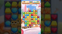 Cookie Jam Level 2 World Record Android Gameplay HIGHSCORE Cookie Jam Level 2 World Record Android Gameplay HIGHSCORE