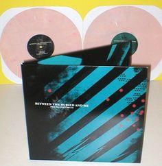 BETWEEN THE BURIED AND ME silent circus DBL Lp Record PEACH-TAN Mix Vinyl #PowerProgressiveMetal