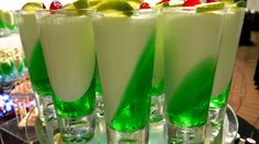 Key Lime on Lime Jelly