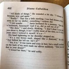 LOVE this scene, from one of the Outlander novels, Drums of Autumn Outlander Novel, Outlander Quotes, E Claire, Jamie And Claire, Ron Moore, Drums Of Autumn, Soulmate Love Quotes, Diana Gabaldon, Little My