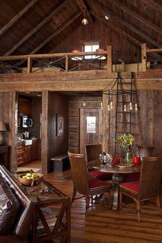 .Looks like Brands cabin. Loft.