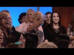 TV BREAKING NEWS Ellen Meets Her Twin! - http://tvnews.me/ellen-meets-her-twin/