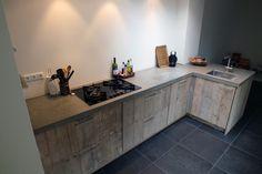 Landelijke keuken van steigerhout - De Landelijke Keuken - sfeervol & persoonlijk|De Landelijke Keuken – sfeervol & persoonlijk