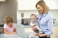Активная и творческая бизнес мама. Какие обстоятельства жизни и качества личности помогают ей добиться успеха.