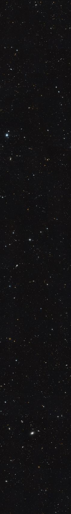 50,000 galaxies in one photo. Larger resolution available on the original site. Alone in this universe, LOL.