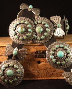 Old concho belt
