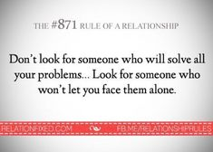 relationships love,relationship needs,relationships advice,relationship rules Troubled Relationship, Relationship Rules, Relationships Love, Healthy Relationships, True Quotes, Words Quotes, Sayings, Looking For Someone, Marriage Advice
