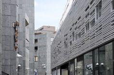 Massimiliano & Doriana Fuksas — Mainz Markthäuser 11-13 — Image 3 of 30 — Europaconcorsi