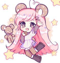 [AT] Tomo by Seraphy-chan Dibujos Anime Chibi, Cute Anime Chibi, Cute Anime Pics, Kawaii Chibi, Kawaii Anime Girl, Kawaii Art, Cute Kawaii Drawings, Chibi Characters, Chibi Girl