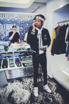 Wiz Khalifa style