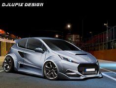 Peugeot 308 Virtual Tuning by djlupix.deviantart.com on @DeviantArt
