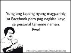 fb Memes Pinoy, Memes Tagalog, Pinoy Quotes, Tagalog Love Quotes, Qoutes, Funny Hugot Lines, Hugot Lines Tagalog Funny, Tagalog Quotes Hugot Funny, Hugot Quotes