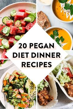 The Pegan Diet Is Trending (and Here Are 20 Recipes You Can Make for Dinner) #purewow #food #dinner #diet #recipe #paleo #vegan