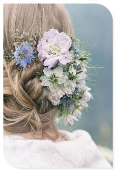 Weekly Wedding Inspiration: Our Favorite Indie Wedding Hairstyles for 2014