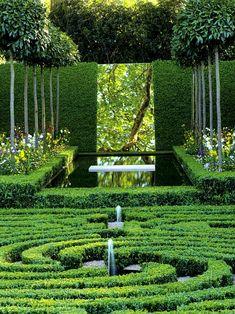 Elegance Expressed: Designing a Formal Garden | Landscaping Ideas and Hardscape Design | HGTV