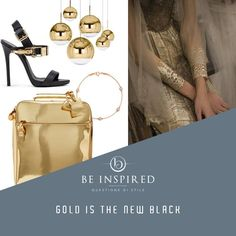 gold is a new black