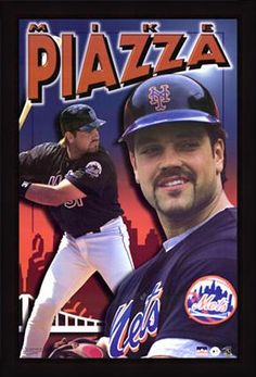 new york mets  Mike Piazza- Bing Images