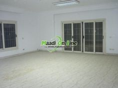 Administrative Office is very excellent for rent in Maadi Sariaat. Real Estate Egypt, Cairo, Maadi, Sarayat  Maadi, Excellent, SemiFurnished,Unfurnished Administrative Offices for Rent, Divided into 4 Bathrooms  Flooring :Ceramics Marble Hard wood ()www.maadionline.com