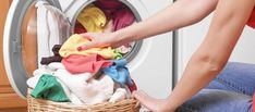 Should I now wash my clothes at 60 degrees to help beat coronavirus? Laundry Service, Cleaning Service, Cheap Energy, Wash And Fold, Machine Service, Colon, 60 Degrees, Bathroom Cleaning, Plastic Laundry Basket