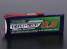 #manythings Typically reserved for high amp draw performance applications #Turnigy nano-tech batteries represent the pinnacle of performance, reliability and val...