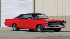 1967 Ford Galaxie 500 presented as Lot F230 at Schaumburg, IL
