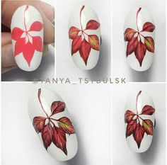 39 fantastic white leaf nail art designs to look pretty on your big day 3 – JA. - 39 fantastic white leaf nail art designs to look pretty on your big day 3 – JANDAJOSS. Autumn Nails, Fall Nail Art, Winter Nails, Halloween Nail Designs, Fall Nail Designs, Halloween Nails, French Nails, Nail Art Modele, Thanksgiving Nails