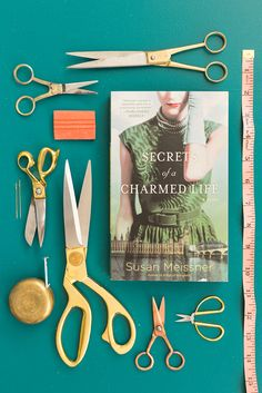 During this month of November we are reading Secrets of a Charmed Life by Susan Meissner! Keep on reading with us!