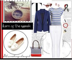 white moccasins with nautical style outift