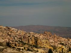 Turkey - Strange city in Cappadocia (photo by Carla Iaconetti)