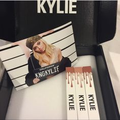 New Kylie Jenner Like Lip gloss New Kylie Jenner Like lip gloss, never been used or swatched Kylie Cosmetics Makeup Lipstick
