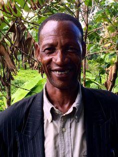 David Mbugi, Chairperson of Kenga Farmers Co-Operative