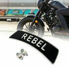 REAR LUGGAGE RACK FRAME GLOSS BLACK TAIL FOR HONDA REBEL CMX 300 CMX 500 17-20 | eBay Honda Rebel 300, Bar Rack, Luggage Rack, Saddle Bags, Frame, Ebay, Black, Picture Frame, Roof Rack
