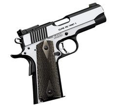 Kimber 1911 Eclipse Pro Target II - A mid-size pistol with an adjustable sight for enhanced accuracy.