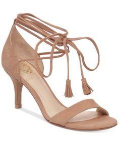 Vince Camuto Kathin Mid-Heel Dress Sandals