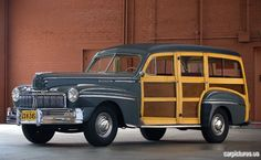 1947 Mercury Station Wagon